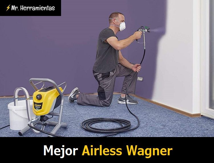 mejor airless wagner