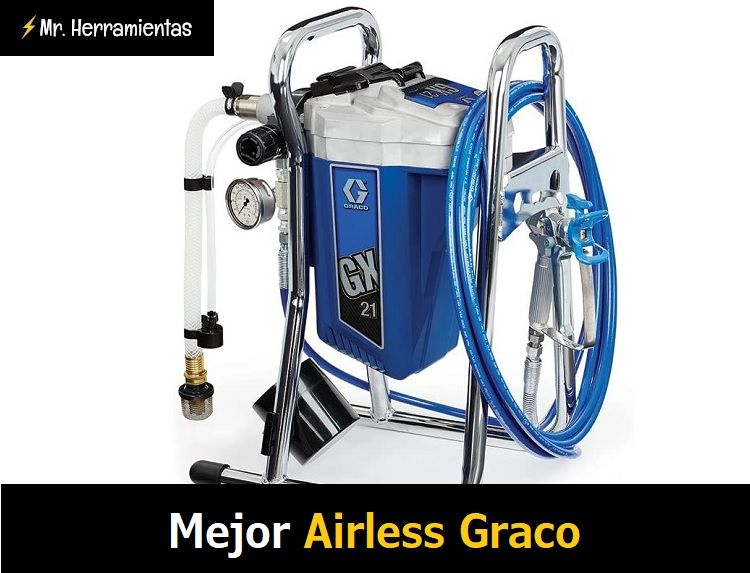 mejor airless graco