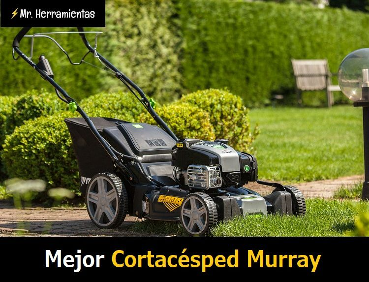 mejor cortacésped murray