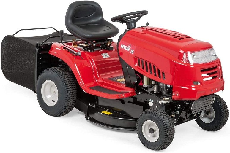 Tractor cortacésped MTD