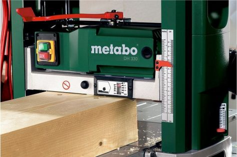 regruesadora metabo dh 330